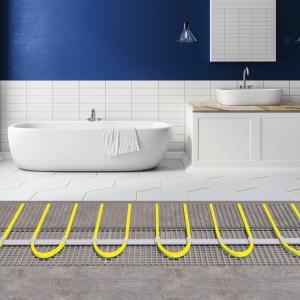 Bathroom Underfloor Heating Kits