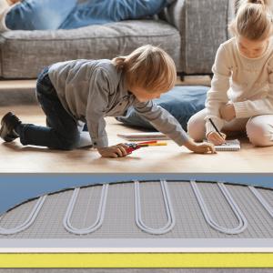Living Room Underfloor Heating Kits